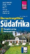 Cover-Bild zu Romanjuk, Bettina: Übernachtungsführer Südafrika (eBook)