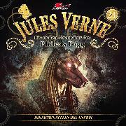 Cover-Bild zu Freund, Marc: Jules Verne, Die neuen Abenteuer des Phileas Fogg, Folge 21: Die sieben Seelen des Anubis (Audio Download)