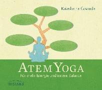 Cover-Bild zu Govinda, Kalashatra: Atem-Yoga CD