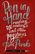 Cover-Bild zu Parks, Tim: Pen in Hand (eBook)