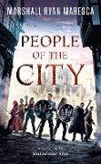 Cover-Bild zu Maresca, Marshall Ryan: People of the City (eBook)