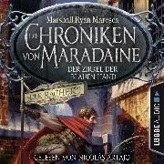 Cover-Bild zu Maresca, Marshall Ryan: Der Zirkel der blauen Hand - Die Chroniken von Maradaine, Teil 1 (Ungekürzt) (Audio Download)
