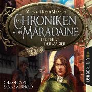 Cover-Bild zu Maresca, Marshall Ryan: Die Fehde der Magier - Die Chroniken von Maradaine, Teil 2 (Ungekürzt) (Audio Download)