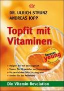 Cover-Bild zu Topfit mit Vitaminen von Strunz, Ulrich