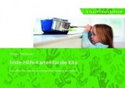 Cover-Bild zu Erste-Hilfe-Karten für die Kita von Märzheuser, Stefanie