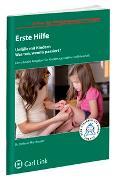 Cover-Bild zu Erste Hilfe - Unfälle mit Kindern von Märzheuser, Stephanie