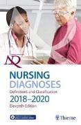 Cover-Bild zu NANDA International Nursing Diagnoses von Herdman, T. Heather (Hrsg.)