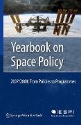 Cover-Bild zu Schrogl, Kai-Uwe (Hrsg.): Yearbook on Space Policy 2007/2008
