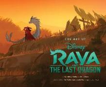 Cover-Bild zu Hurley, Kalikolehua: The Art of Raya and the Last Dragon