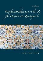 Cover-Bild zu Berufswortschatz von A bis Z für Deutsch als Zweitsprache von Darrah, Gisela