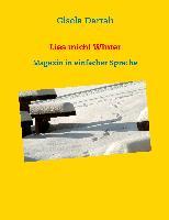 Cover-Bild zu Lies mich! Winter von Darrah, Gisela