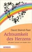 Cover-Bild zu Achtsamkeit des Herzens von Steindl-Rast, David