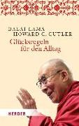 Cover-Bild zu Glücksregeln für den Alltag von Dalai Lama,