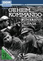 Cover-Bild zu Geheimkommando Bumerang & Ciupaga von Böhm, Rudolf