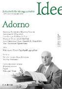 Cover-Bild zu Spoerhase, Carlos (Hrsg.): Zeitschrift für Ideengeschichte Heft XIII/1 Frühjahr 2019 (eBook)