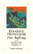 Cover-Bild zu Dürrenmatt, Friedrich: Der Auftrag