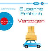 Cover-Bild zu Fröhlich, Susanne: Verzogen