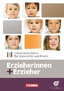 Cover-Bild zu Albrecht, Brit: Erzieherinnen + Erzieher, Bisherige Ausgabe, Zu allen Bänden, Lehrermaterial für Unterricht und Praxis, Handreichungen für den Unterricht, Kopiervorlagen und CD-ROM