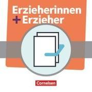 Cover-Bild zu Albrecht, Brit: Erzieherinnen + Erzieher. Neubearbeitung. Zu allen Bänden. Fachbücher 451907-7 und 451909-1 im Paket