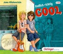 Cover-Bild zu Kliebenstein, Juma: Endlich richtig cool!