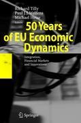 Cover-Bild zu Tilly, Richard (Hrsg.): 50 Years of EU Economic Dynamics