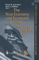 Cover-Bild zu Audretsch, David B. (Hrsg.): The New Economy and Economic Growth in Europe and the US