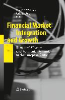 Cover-Bild zu Welfens, Paul J.J. (Hrsg.): Financial Market Integration and Growth
