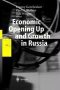 Cover-Bild zu Gavrilenkov, Evgeny (Hrsg.): Economic Opening Up and Growth in Russia