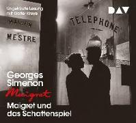Cover-Bild zu Simenon, Georges: Maigret und das Schattenspiel