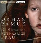 Cover-Bild zu Pamuk, Orhan: Die rothaarige Frau