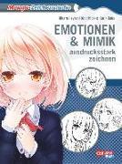 Cover-Bild zu Hayashi, Hikaru: Manga-Zeichenstudio: Emotionen und Mimik ausdrucksstark zeichnen
