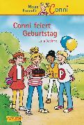 Cover-Bild zu Boehme, Julia: Conni-Erzählbände 4: Conni feiert Geburtstag (eBook)