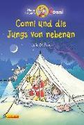 Cover-Bild zu Boehme, Julia: Conni-Erzählbände, Band 9: Conni und die Jungs von nebenan