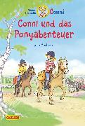 Cover-Bild zu Boehme, Julia: Conni-Erzählbände 27: Conni und das Ponyabenteuer (eBook)