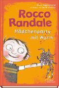 Cover-Bild zu MacDonald, Alan: Rocco Randale 01 - Mädchenparty mit Wurm
