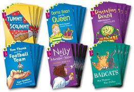 Cover-Bild zu Thomson, Pat: Oxford Reading Tree All Stars: Oxford Level 10: All Stars Pack 2a (Class pack of 36)