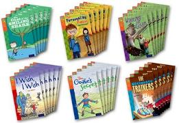 Cover-Bild zu Gates, Susan: Oxford Reading Tree TreeTops Fiction: Level 13: Pack of 36