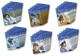 Cover-Bild zu Shelley, Mary: Oxford Reading Tree TreeTops Classics: Level 17: Pack of 36