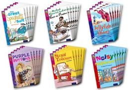 Cover-Bild zu Bull, Angela: Oxford Reading Tree TreeTops Fiction: Level 10 More Pack A: Pack of 36