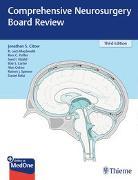 Cover-Bild zu Citow, Jonathan Stuart (Hrsg.): Comprehensive Neurosurgery Board Review