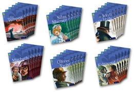 Cover-Bild zu Stevenson, Robert Louis: Oxford Reading Tree TreeTops Classics: Level 17 More Pack A: Pack of 36