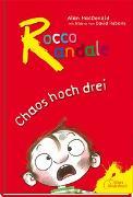 Cover-Bild zu MacDonald, Alan: Rocco Randale - Chaos hoch drei