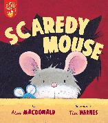Cover-Bild zu Macdonald, Alan: Scaredy Mouse