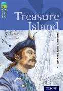 Cover-Bild zu Stevenson, Robert Louis: Oxford Reading Tree Treetops Classics: Level 17: Treasure Island