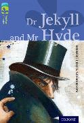 Cover-Bild zu Stevenson, Robert Louis: Oxford Reading Tree TreeTops Classics: Level 17 More Pack A: Dr Jekyll and Mr Hyde