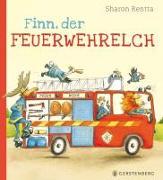 Cover-Bild zu Rentta, Sharon: Finn, der Feuerwehrelch