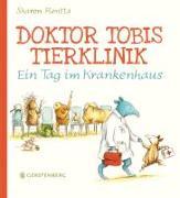 Cover-Bild zu Rentta, Sharon: Doktor Tobis Tierklinik