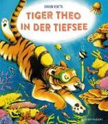 Cover-Bild zu Rentta, Sharon: Tiger Theo in der Tiefsee