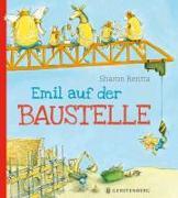 Cover-Bild zu Rentta, Sharon: Emil auf der Baustelle