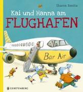Cover-Bild zu Rentta, Sharon: Kai und Hanna am Flughafen